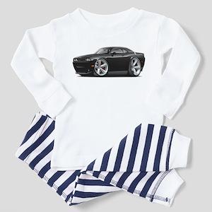 Challenger SRT8 Black Car Toddler Pajamas