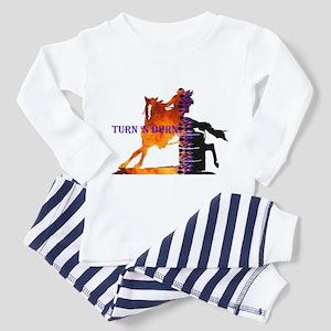 TNB Paint/Pinto Toddler Pajamas
