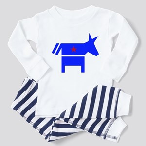 Democrats Toddler Pajamas