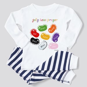 Jelly Bean Prayer Toddler Pajamas
