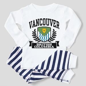 Vancouver Toddler Pajamas
