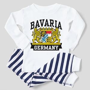 Bavaria Germany Toddler Pajamas