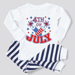 4th of July Toddler Pajamas