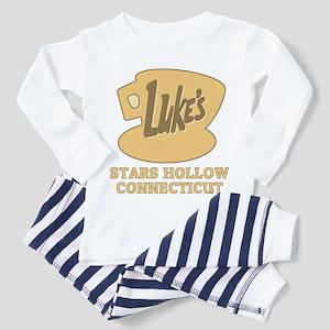 Lukes Diner Toddler Pajamas