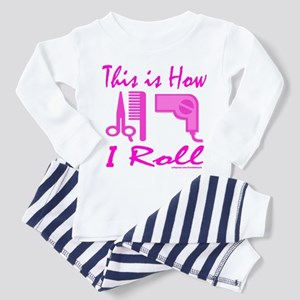 BEAUTICIAN/HAIRSTYLIST Toddler Pajamas