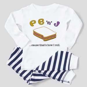 PBJ Toddler Pajamas