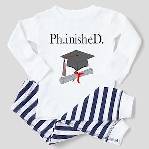 Ph.inisheD. Toddler Pajamas