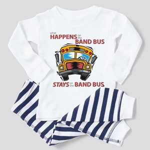 What Happens on the Band Bus Toddler T-Shi