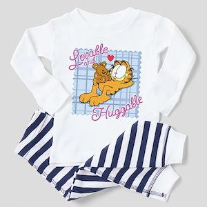 Lovable & Huggable Toddler Pajamas