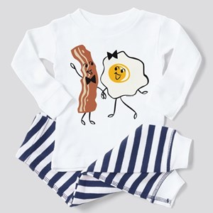 Bacon 'N Egg Lover Toddler Pajamas