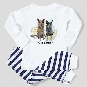 Got Cattle? Toddler Pajamas