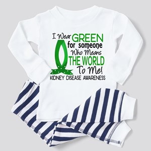 Means World To Me 1 Kidney Disease Shirts Toddler