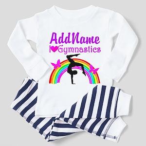 SUPER STAR GYMNAST Toddler Pajamas