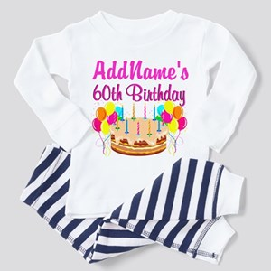 AMAZING 60TH Toddler Pajamas
