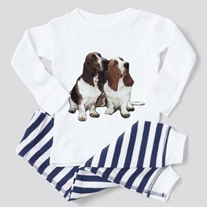 Basset Hounds Toddler Pajamas