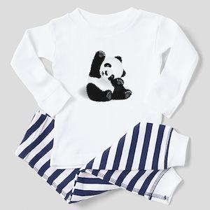 Pandamonium Pajamas