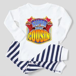 Super Cousin Toddler Pajamas