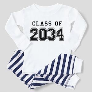 Class 2034 Toddler Pajamas