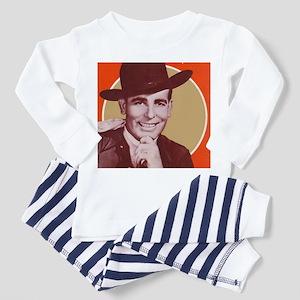 Bob Wills Classic Toddler Pajamas