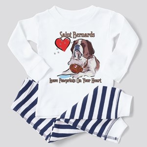 St Bernards Leave Paw Prints On Your Heart