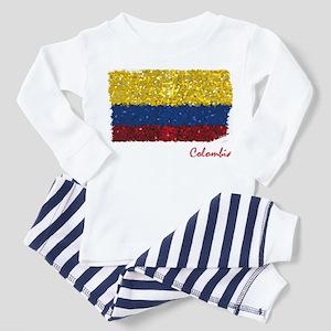 Colombia Pintado Toddler Pajamas