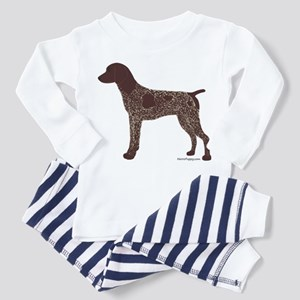 German Shorthaired Pointer Toddler Pajamas