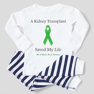 Kidney Transplant Survivor Toddler Pajamas