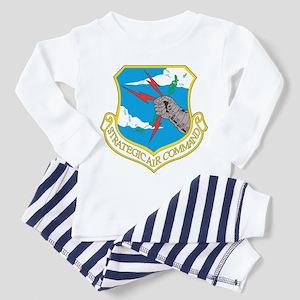 Strategic Air Command Toddler Pajamas