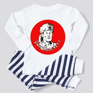 Davy Crockett #1 Toddler Pajamas