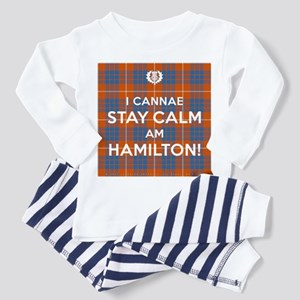 Hamilton Toddler Pajamas