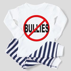 Anti / No Bullies Toddler Pajamas