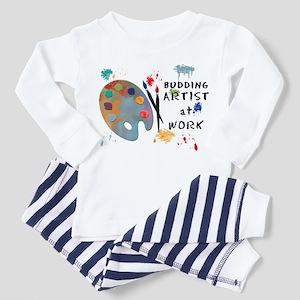 Artist At Work Toddler Pajamas