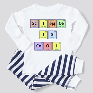 Science is Cool Toddler Pajamas