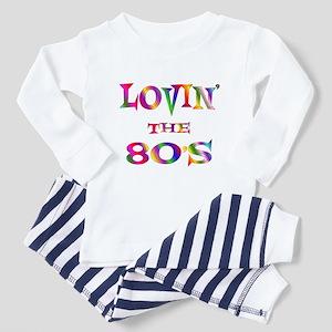 80's Toddler Pajamas