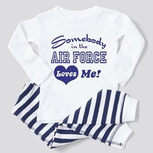 Somebody in the Air Force Loves Me Toddler
