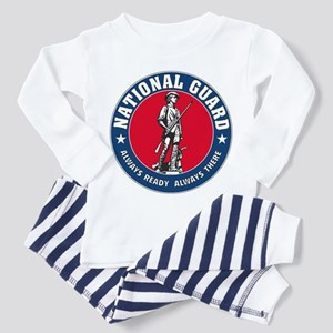 National Guard Logo Toddler Pajamas