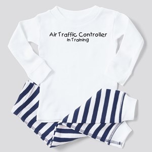 Air Traffic Controller in Tra Toddler T-Shi