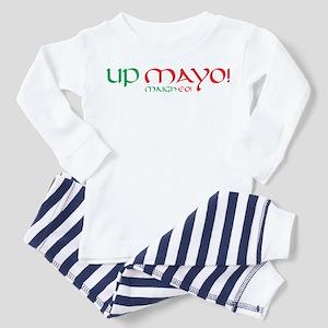 UP MAYO! Maigh Eo Toddler Pajamas