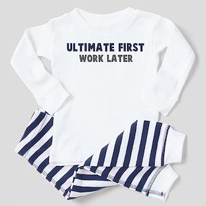 Ultimate First Toddler Pajamas