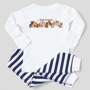 Ruff Crowd Toddler Pajamas