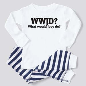 What would Joey do? Toddler Pajamas