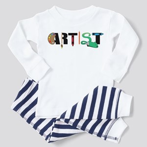 Artist Toddler Pajamas