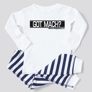 Got Mach Toddler Pajamas
