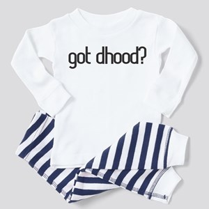 got dhood? Toddler Pajamas