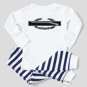 Combat Infantry Badge Toddler Pajamas