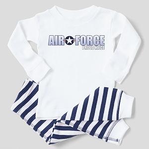 USAF Niece Toddler Pajamas