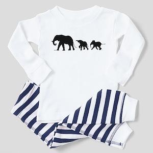 Elephant Toddler Pajamas