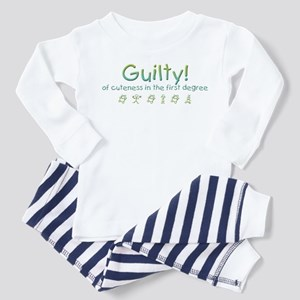 Guilty! Toddler Pajamas