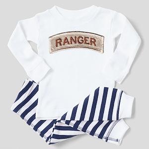 Ranger Tab, Desert Toddler Pajamas
