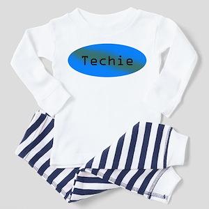 Techie Toddler Pajamas